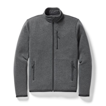 opplanet-filson-ridgeway-fleece-jacket-mens-charcoal-heather-2xl-20052630-chlhthr-xxl-main