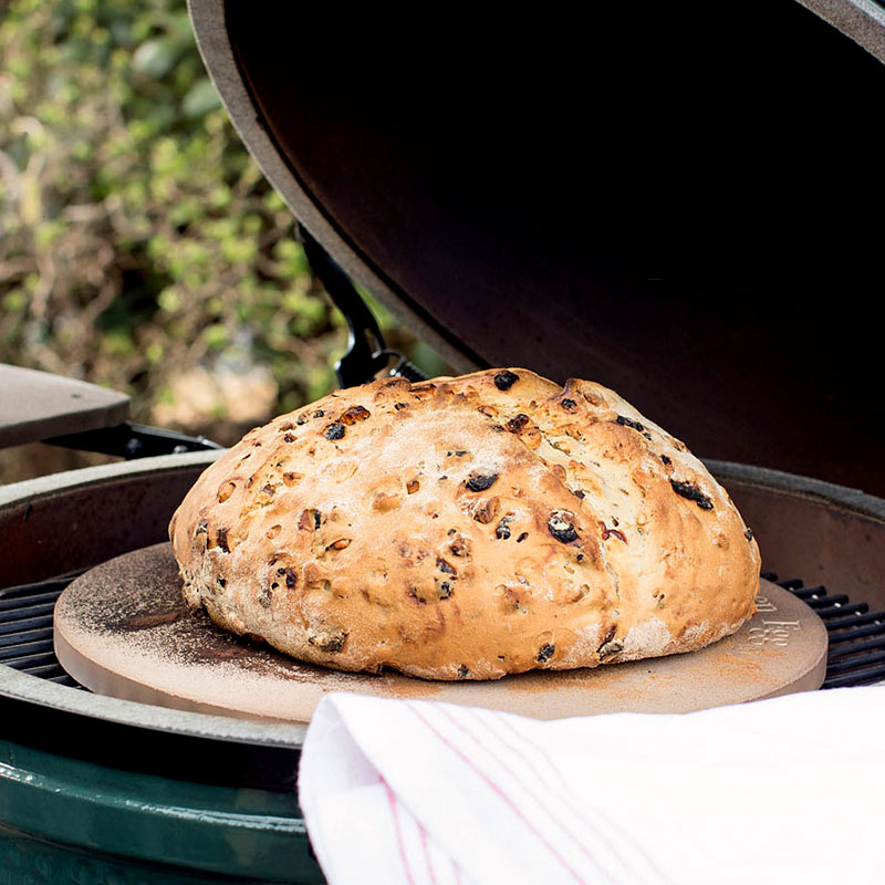 Big Green Egg küpsetuskivi ja pitsakivi