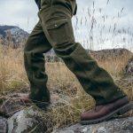 Filson peenvillased püksid 2