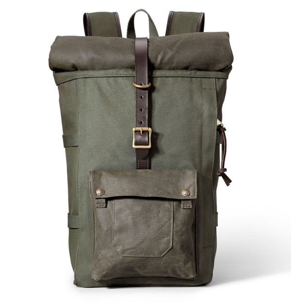 filson-roll-top-backpack-10070388-ottergreen-front