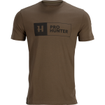 Härkila Pro Hunter meeste puuvillane T-särk pruun